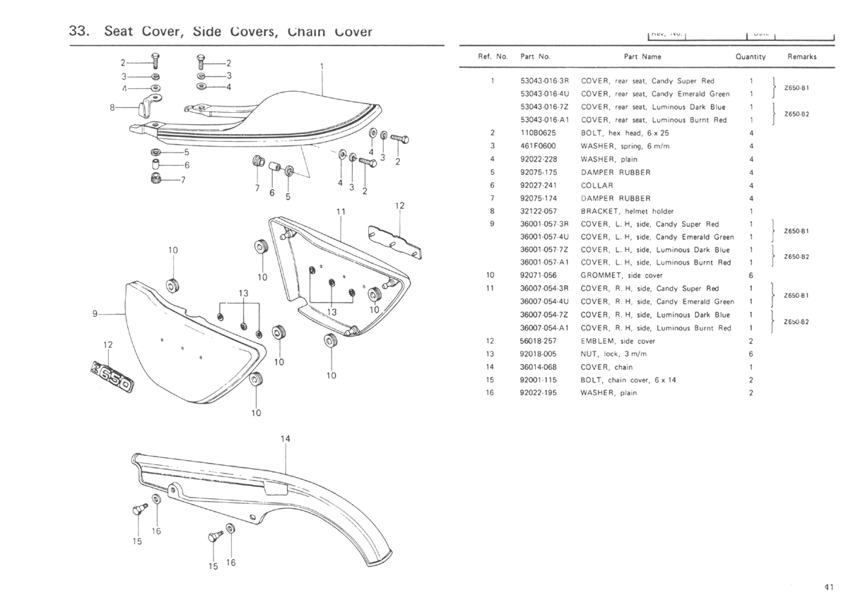 kz650 parts diagram 77 kz650 wiring diagram schematic