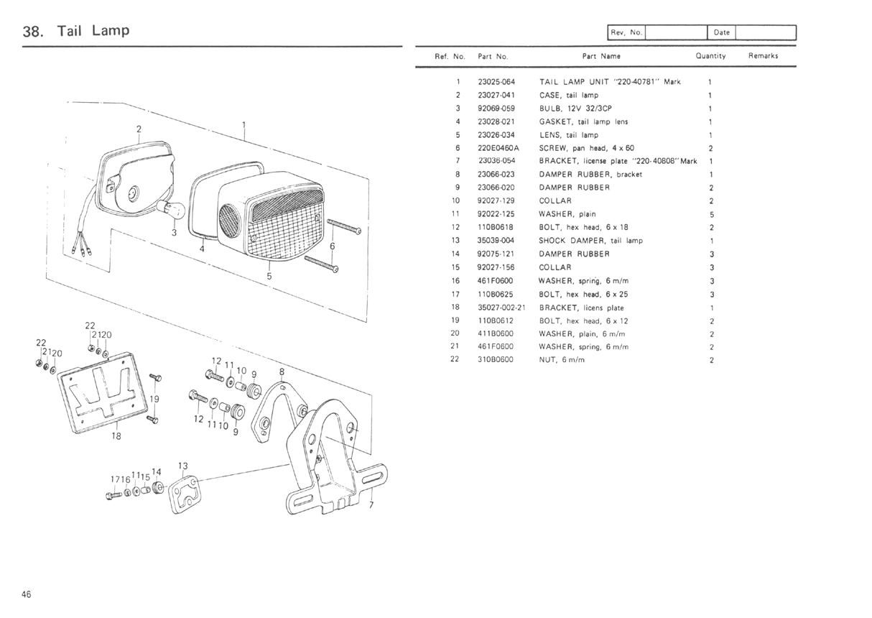 kz 650 engine schematic  kz  free engine image for user